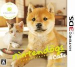 Nintendogs Plus Cats Shiba and New Friends [JPN] 3DS