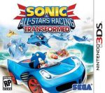 Sonic & All-Stars Racing Transformed [EUR] 3DS [Multi5-Español]