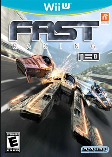 Fast Racing Neo Eur Wii U Loadiine Gx2 Multi Espa 241 Ol
