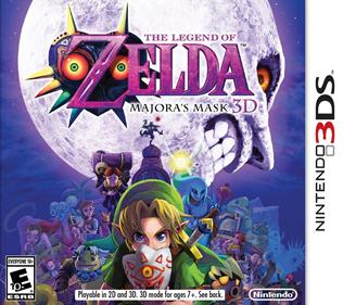 Portada-descargar-Rom-The-Legend-of-Zelda-Majoras-Mask-EUR-3DS-MULTI-Español-Mega-Gateway3ds-xgamersx.com