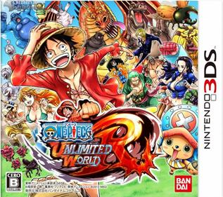 Portada-descargar-rom-3ds-Mega-One-Piece-Unlimited-World-Red-JPN-3DS-Gateway3ds-Sky3ds-Emunad-Mega-xgamersx.com