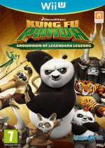 Kung Fu Panda Showdown of Legendary Legends [USA] Wii U [USB-Rip] [Multi-Español]