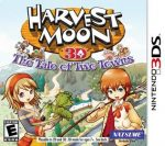 Harvest Moon 3D – The Tale of Two Towns [USA] 3DS CIA