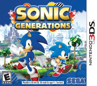 Portada-Descargar-Rom-3DS-Mega-CIA-Sonic-Generations-USA-3DS-Multi3-Espanol-Gateway-Mega-Gateway-Ultra-xgamersx.com