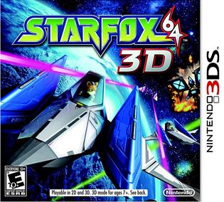Portada-Descargar-Rom-3DS-Mega-CIA-Star-Fox-64-3D-EUR-3DS-Espanol-Ingles-Mega-gateway3ds-Sky3ds-cia-full-xgamersx.com