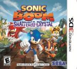 Sonic Boom Shattered Crystal [USA] 3DS [Español-Ingles]