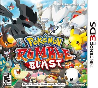 Portada-Descargar-Roms-3DS-Mega-CIA-Pokemon-Rumble-Blast-USA-3DS-Gateway3ds-Sky3ds-Emunad-CIA-xgamersx.com
