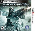 Tom Clancys Ghost Recon Shadow Wars [USA] 3DS [Multi3-Español] CIA
