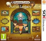 Professor Layton and the Azran Legacy [USA] 3DS