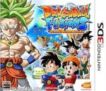 Dragon Ball Fusions [EUR] 3DS [Multi-Español]
