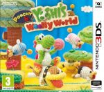 Poochy & Yoshi's Woolly World [USA] 3DS [Multi-Español]