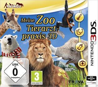 Portada-Descargar-Roms-3DS-My-Zoo-Vet-Practice-3D-EUR-3DS-Multi5-Espanol-Gateway3ds-Sky3ds-Emunad-xgamersx.com