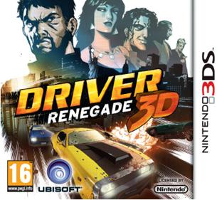 Portada-Descargar-Roms-3ds-Mega-CIA-Driver-Renegade-3D-EUR-3DS-MULTI6-Espanol-Gateway-Ultra-Emunad-Mega-xgamersx.com