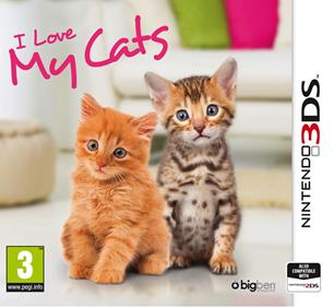 Portada-Descargar-Roms-3ds-Mega-I-Love-My-Cats-EUR-3DS-Multi6-Espanol-Gateway3ds-Sky3ds-CIA-Mega-xgamersx.com