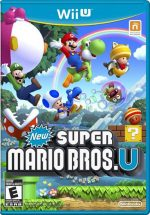 New Super Mario Bros U [USA] Wii U [LOADIINEGX2] [Multi-Español]