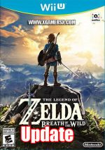 The Legend of Zelda Breath of the Wild [Update] [USA] Wii U [USB-Rip]