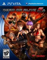 Dead or Alive 5 Plus + UPDATE +DLC [PS VITA] [HEMKAKU] [USA]