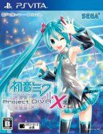 Hatsune Miku Proyect Diva X [PSVITA] [USA] [HENKAKU] + DLCs