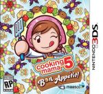 Cooking Mama 5 Bon Appetit [USA] 3DS [Ingles]
