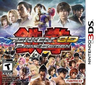 Portada-Descargar-Roms-3DS-Mega-Tekken-3D-Prime-Edition-EUR-3DS-Multi-Español-Gateway3ds-Sky3ds-Emunad-CIA-Mega-xgamersx.com