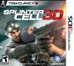 Tom Clancy's Splinter Cell 3D [USA] 3DS [Ingles-Español]