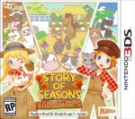 Story of Seasons Trio of Towns [USA] 3DS [Ingles]