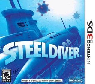 Portada-Descargar-Roms-3DS-CIA-Mega-Steel-Diver-EUR-3DS-Multi5-Espanol-Gateway3ds-Sky3ds-Emunad-xgamersx.com
