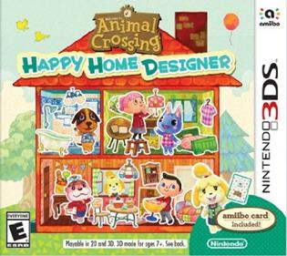 Portada-Descargar-Roms-3DS-Mega-Animal-Crossing-Happy-Home-Designer-USA-3DS-Multi-Español-Gateway3ds-Sky3ds-Emunad-CIA-xgamersx.com