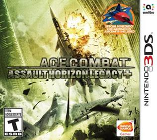 Portada-Descargar-Roms-3DS-Mega-CIA-Ace-Combat-Assault-Horizon-Legacy-Plus-USA-3DS-Multi3-Espanol-Gateway3ds-Sky3ds-Emunad-Roms-CIA-Xgamersx.com