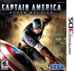 Captain America Super Soldier [EUR] 3DS [Multi5-Español] CIA