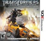 Transformers Dark of the Moon Stealth Force Edition [EUR] 3DS [Multi5-Español] CIA