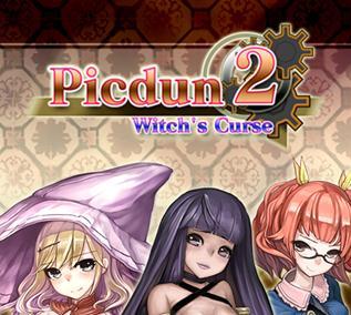 Portada-Descargar-Roms-3DS-Mega-Picdun-2-Witchs-Curse-USA-3DS-eShop-Gateway3ds-Sky3ds-CIA-Emunad-xgamersx.comjpg