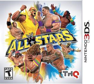 Portada-Descargar-Roms-3DS-WWE-All-Stars-USA-3DS-Multi3-Espanol-CIA-Gateway3ds-Sky3ds-CIA-Emunad.-Xgamersx.com