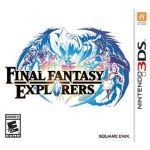 Final Fantasy Explorers [USA] 3DS [Multi2]