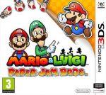 Mario & Luigi – Paper Jam Bros [EUR] 3DS [Multi-Español]
