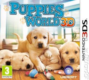 Portada-Descargar-Roms-3DS-mEGA-Puppies-World-3D-EUR-3DS-Multi5-EspaNol-Gateway3ds-Sky3ds-CIA-Emunad-xgamersx.com