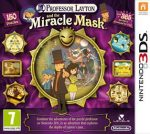 Professor Layton and the Miracle Mask [USA] 3DS
