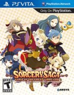 Sorcery Saga Curse of the Great Curry God [PSVITA] [EUR] [HENKAKU]