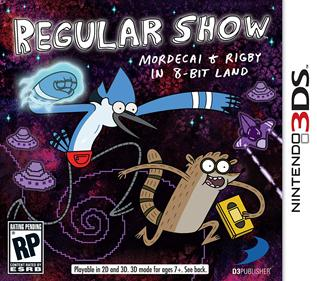 Portada-Descargar-Rom-Regular-Show-Mordecai-and-Rigby-in-8-bit-Land-EUR-3DS-Multi-Gateway3ds-Emunad-Sky3ds-CIA-rOMS-xgamersx.com