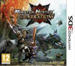 Monster Hunter Generations [USA] 3DS [Multi5-Español] CIA