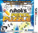 Nikolis Pencil Puzzle [USA] 3DS [Multi-Español]