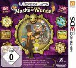 Professor Layton und die Maske der Wunder [EUR] 3DS