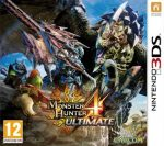 Monster Hunter 4 Ultimate [EUR] 3DS [Multi-Español] [Parcheado Online]
