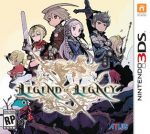 The Legend of Legacy [USA] 3DS