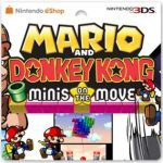 Mario and Donkey Kong Minis on the Move [USA] 3DS [Nintendo eShop]