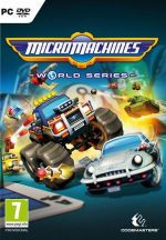 Micro Machines World Series-CODEX [PC-Game]  [Multi-Español] Mega