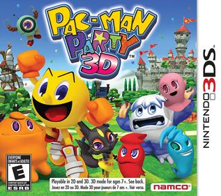 Portada-Descargar-Rom-3DS-Mega-CIA-Pac-Man-Party-3D-USA-3DS-Multi3-Espanol-Gateway3ds-Emunad-Sky3ds-xgamersx.com