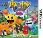 Pac-Man Party 3D [EUR] 3DS [Multi5-Español]