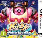 Kirby Planet Robobot [EUR] 3DS [Multi-Español]