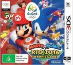Mario & Sonic at the Rio 2016 Olympic Games [EUR] 3DS [Multi7-Español]